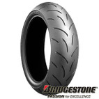 Honda CBR600RR 07-12 Bridgestone Battlax BT-015 Rear Tire