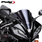 Puig Black Opaque Windscreen Honda CBR1000RR 04-07