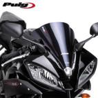 Puig Black Opaque Windscreen Honda CBR1000RR 04-07