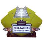 Graves Motorsports BMW S1000RR 10-14 Fender Eliminator Kit
