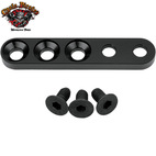 Cycle Pirates Adjustable Rear Brake Lever Slider Plates