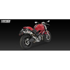 Vance & Hines CS One Stainless Dual Slip On Exh Ducati Monster 696/1100/1100S 08-11