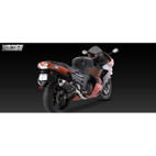 Vance & Hines CS One Black Dual Slip On Exh Kawasaki ZX14 08-11