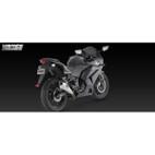 Vance & Hines CS One Stainless Slip On Exhaust Kawasaki Ninja 250R 08-11