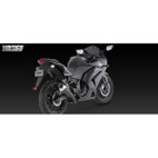 Vance & Hines CS One Black Slip On Exhaust Kawasaki Ninja 250R 08-11