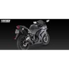 Vance & Hines CS One Black Slip On Exhaust Kawasaki Ninja 250R 08-11