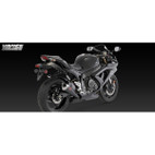 Vance & Hines CS One Black Tapered Slip On Exhaust Suzuki GSXR600/750 08-09