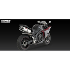 Vance & Hines CS One Stainless Dual Slip On Exh Yamaha YZF-R1 09-11