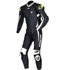 RS Taichi NXL209 GP-X S209 Leather Race Suit Black