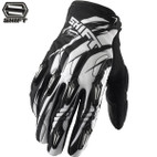 Shift Stealth Gloves Black/White