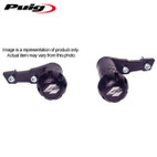 Puig Front Axle Slider Ducati Monster 1100 09-12 Black 4