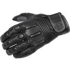 Scorpion Bixby Leather Gloves Black