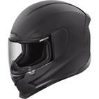 Icon Airframe Pro Black Rubatone Helmet
