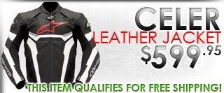 Alpinestars Celer Leather Jacket