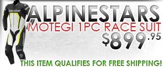 Alpinestars Motegi One Piece Leather Race Suit 2015 Edition