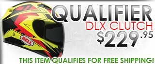 Bell Qualifier DLX Helmet Clutch