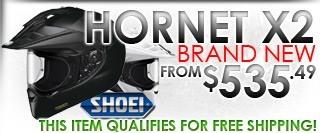 Shoei Hornet X2 Helmet