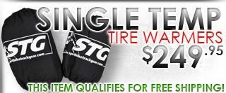 STG Single Temp Tire Warmer