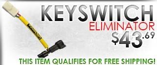 Woodcraft Keyswitch Eliminator