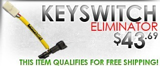 Woodcraft Keyswitch Eliminator