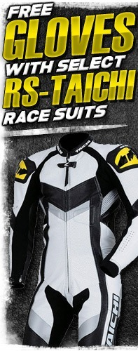 Suit Glove Promo