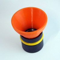 Solid Valve Filling Chamber Funnel