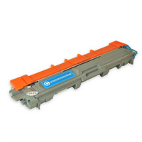 Remanufactured Brother TN225C Cyan Laser Toner Cartridge - Replacement High Yield Toner Cartridge for Brother HL-3140CW, MFC-9130CW Series