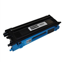 Remanufactured Brother TN110C Cyan Laser Toner Cartridge - Replacement Toner Cartridge for Brother MFC-9840, MFC-9440 HL-4040, DCP-9040 Series