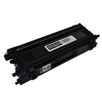 Brother TN110BK Black Toner Cartridge - Compatible