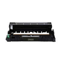 Compatible Brother DR630 (DR-630) Black Drum Unit