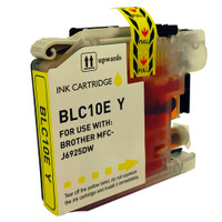 Compatible Brother LC10EY (LC-10EY) Super High Yield Yellow Ink Cartridge