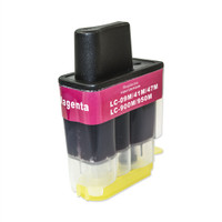Compatible Brother LC-41M (LC41M) Magenta Ink Cartridge