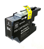 Compatible Brother LC75BK High Yield Black Ink Cartridge
