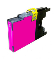 Compatible Brother LC75M High Yield Magenta Ink Cartridge