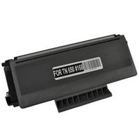 Compatible Brother TN650 (TN-650) High Capacity Black Laser Toner Cartridge