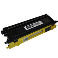 Brother TN110Y Yellow Laser Toner Cartridge - Compatible