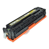 Remanufactured Canon 131 Yellow Toner Cartridge - For Canon LBP-7110, MF8280