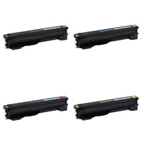 Remanufactured Canon GPR11 Laser Toner Cartridges Set of 4 for ImageRunner C2620, C3200, C3220