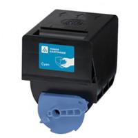 Remanufactured Canon GPR23 Cyan Laser Toner Cartridge - Replacement Toner for ImageRunner C3080i, C3480i, C2550, C2880, C2880i, C3080, C3380, C3380i, C3480