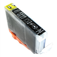 Compatible Canon BCI-3EPB Black Inkjet Cartridge