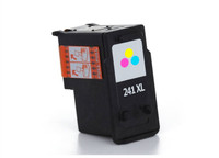 Compatible Canon CL-241XL Tri-Color Ink Cartridge (5208B001), High Yield