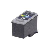Compatible Canon CL-51 (CL51C) High Capacity Color Ink Cartridge
