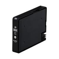 Compatible Canon PGI-29DGY (PGI29DGY) Dark Gray Ink Cartridge
