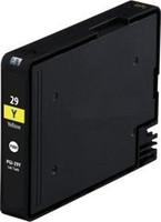 Compatible Canon PGI-29Y (PGI29Y) Yellow Ink Cartridge