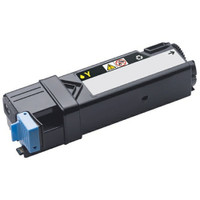 Compatible Dell 331-0718 High Capacity Yellow Laser Toner Cartridge