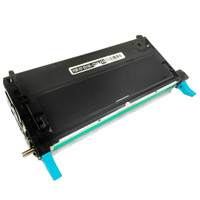 Remanufactured Dell 330-1199 (G483F) High Yield Cyan Laser Toner Cartridge - Replacement Toner Cartridge for Dell 3130cn
