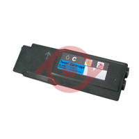 Compatible Dell 331-8432 Extra High Yield Cyan Laser Toner Cartridge for C3760, C3765