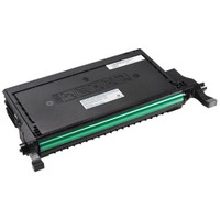 Remanufactured Dell 330-3789 (K442N) High Yield Black Laser Toner Cartridge - Replacement Toner Cartridge for Dell 2145cn
