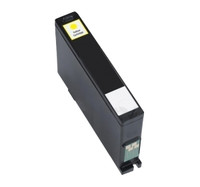 Remanufactured Dell 331-7380 (Series 33) Extra-High Yield Yellow Ink Cartridge - Replacement Ink for Dell All-in-one V525W, V725W