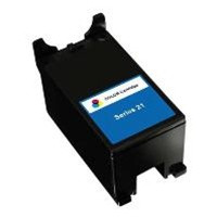 Remanufactured Dell T092N (Series 22) High Yield Color Ink Cartridge - Replacement Ink for Dell Photo all-in-one P513w, V313, V313w
